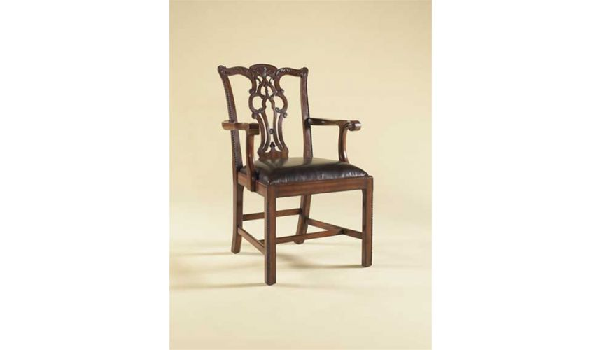 ... Room > DINING ROOM FURNITURE > Luxury dining room furniture arm chair