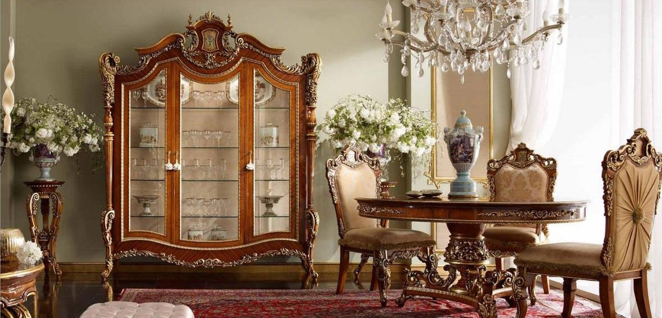 High end display cabinet for High end furniture shops