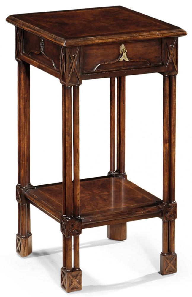 Quality Furniture : Quality Furniture Square Lamp Table Bernadette Livingston Furniture ...