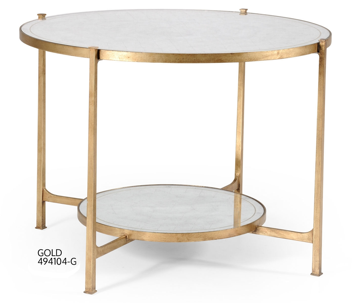 Center Table With Glass : Buy Circular Center Table, Glass Top Coffee Tables