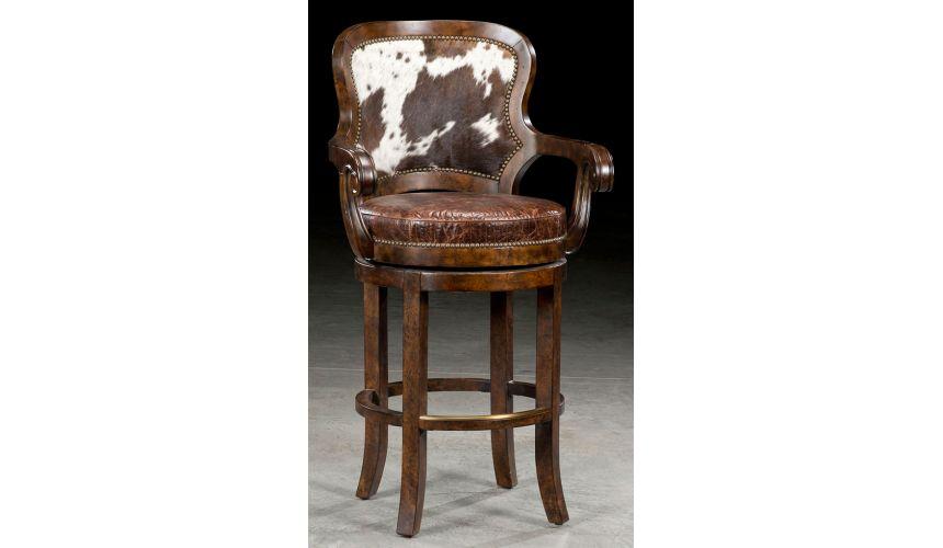 Furniture Custom Bar Or Counter Stool Bar Furniture And Furnishings