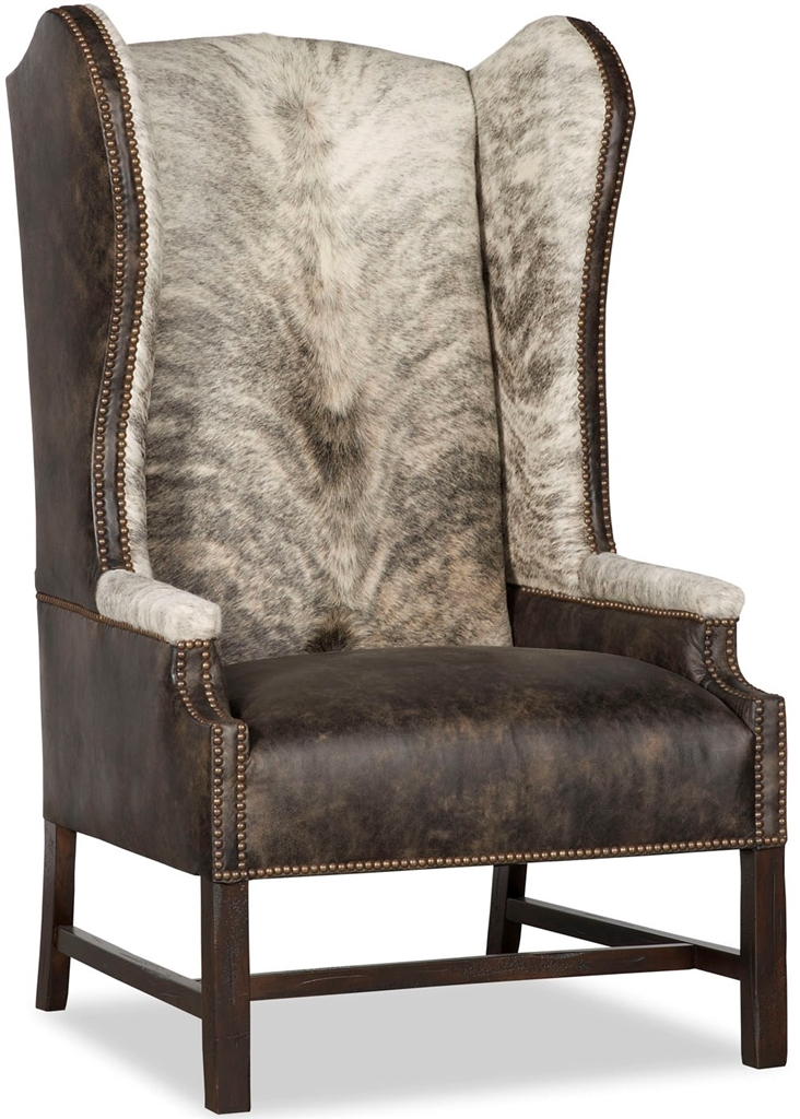 Wingback Dining Host Chair