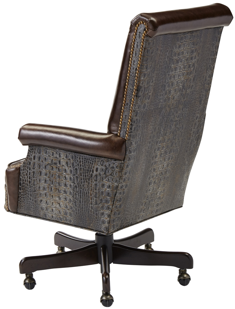 Upholstered swivel arm chair for Swivel accent chairs with arms