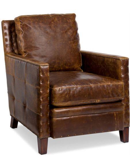 Western Furniture Elkhorn Chair