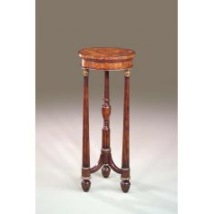 High Quality Furniture,Mahogany and parcel gilt torchŠre