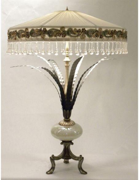 Lighting Luxury Furnhings Table Lamp Selva