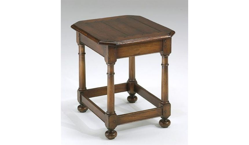 Square & Rectangular Side Tables Sidetable-with-planktop