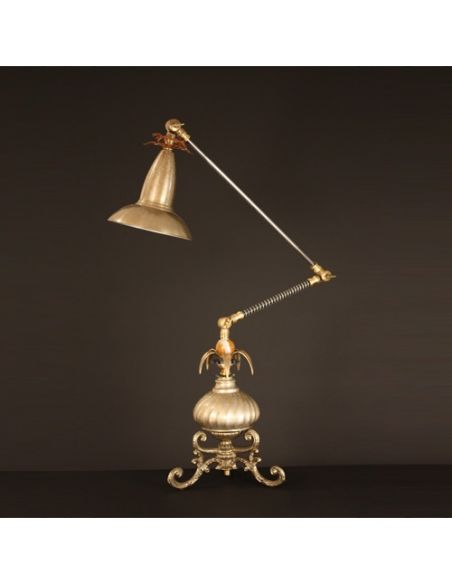 Lighting Luxury Unique Table Lighting Lamp Smittey