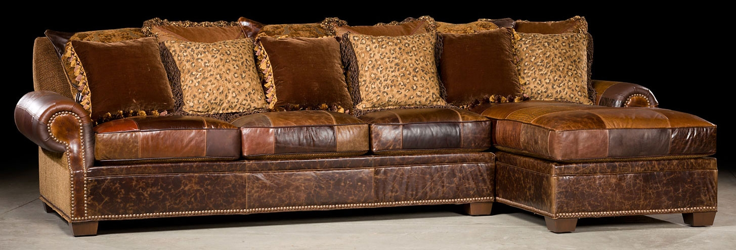 Sofa With Chaise High End Furniture And Furnishings 36