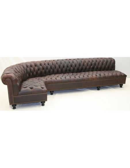 One Piece Sectional 2070-05