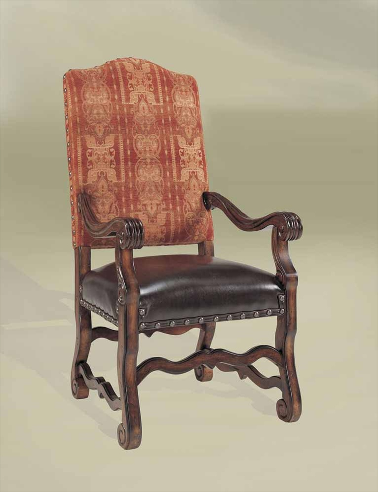 Perfect Dining Chairs Rustic Luxury Leather Furniture, Southwest Style