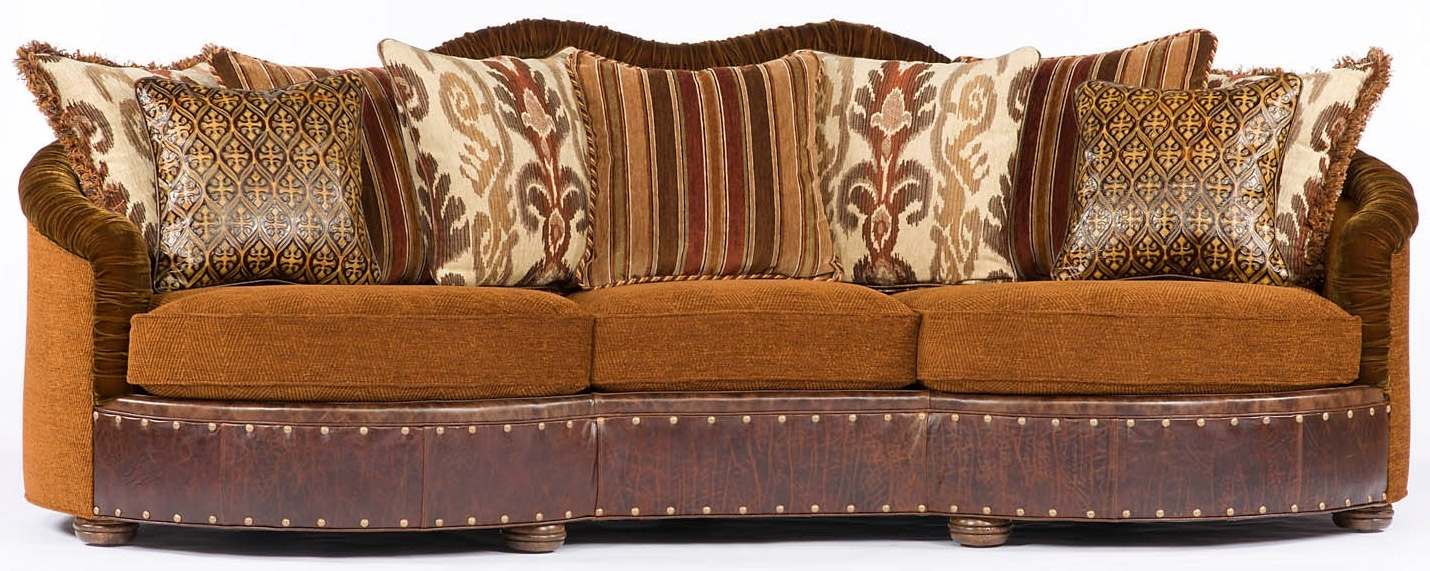 11 Southwestern Style Large Family Room Sofa Or Couch