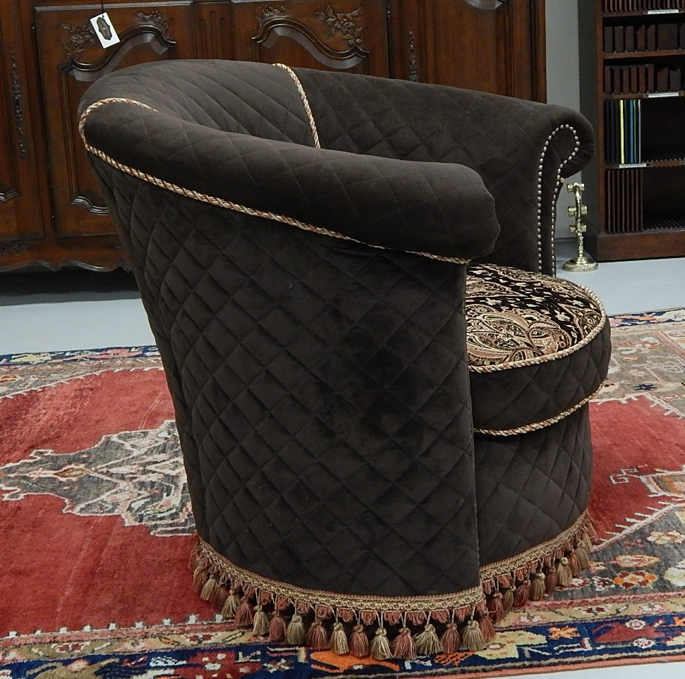 swivel chair luxury fine home furnishings