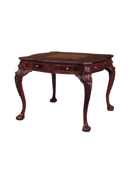 Guinevere Serpentine Game Table