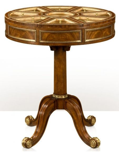 Round & Oval Side Tables Louis XVI Bijouterie