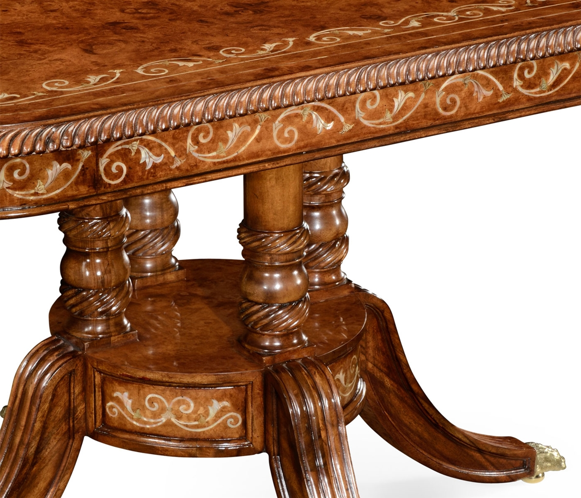 Victorian style furniture - Dining Tables Victorian Style Dining Table Furniture Furnishings 599324