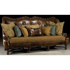 Western sofa high end custom furniture and furnishings. 432
