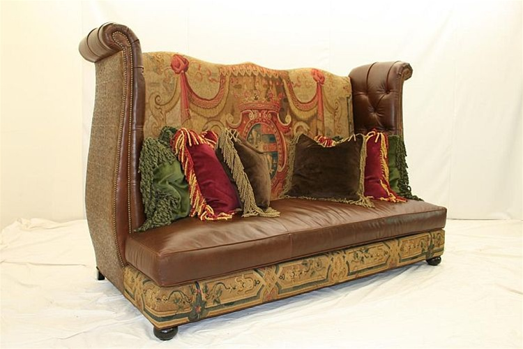 high fashion furniture tapestry sofa www gradschoolfairs 11790