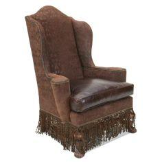 Wild Wild West Chair, fine home furnishings