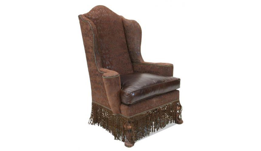 Decorative Accessories Wild Wild West Chair, fine home furnishings
