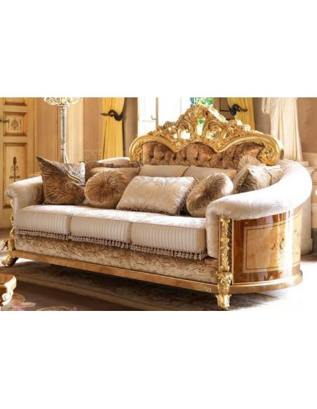 SOFA, COUCH & LOVESEAT 1 Unique and lavish sofa from our exclusive empire collection.