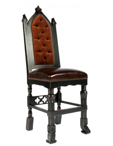 Home Bar Furniture Gothic style pub bar stool