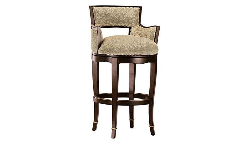 Home Bar Furniture Modern style bar counter stool