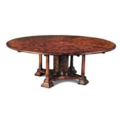 12 Luxury round dining table.