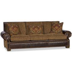 "Custom High Plains Drifter Sofa 99"""