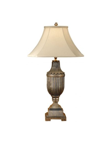 Decorative Accessories Faux Bronze Urn Lamp