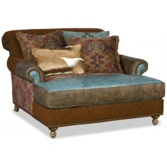 Unique western style settee