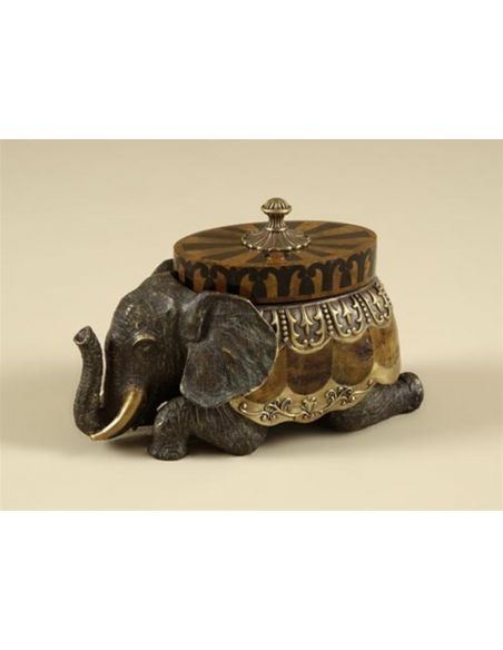 Decorative Accessories High Quality Furniture, Elephant Box