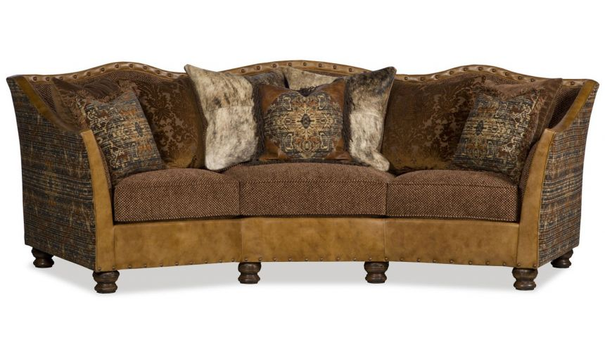 SOFA, COUCH & LOVESEAT Western style conversation sofa