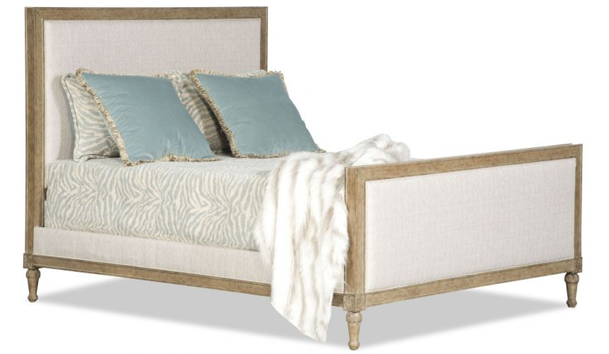 BEDS - Queen, King & California King Sizes Clean modern lines of this elegant queen size bed