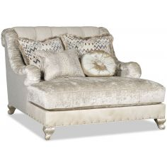 Grand extra large chaise
