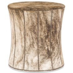 Animal Print Foot Stool