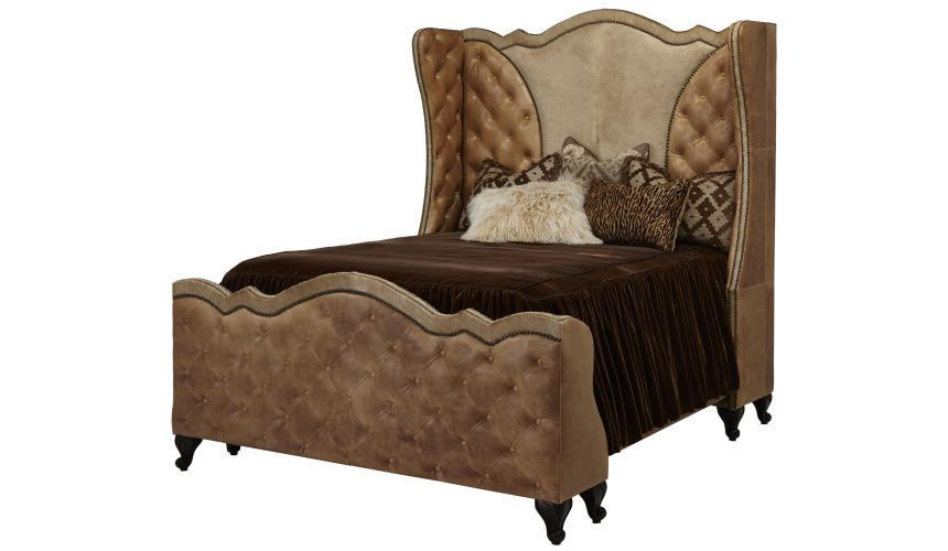 BEDS - Queen, King & California King Sizes Sweet dreams wild west bed