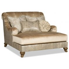 Grand over sized chaise
