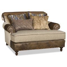 Grand western style chaise