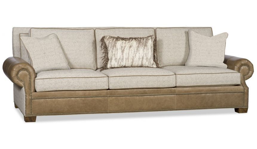 SOFA, COUCH & LOVESEAT A sofa any lucky dog would want to have.