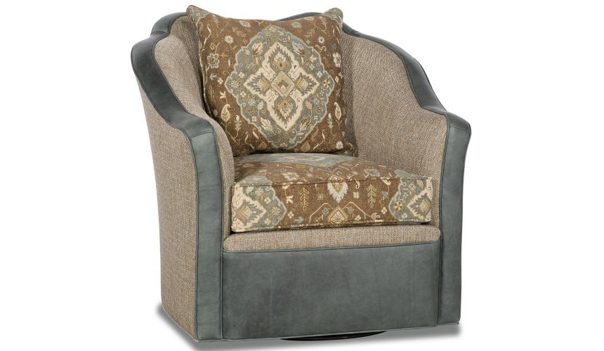 MOTION SEATING - Recliners, Swivels, Rockers Cool looking swivel chair