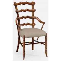 Ladderback Armchair Different 2