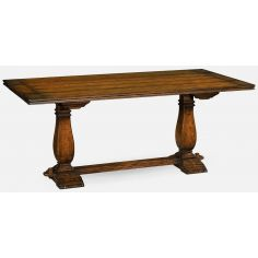 Walnut hunt table