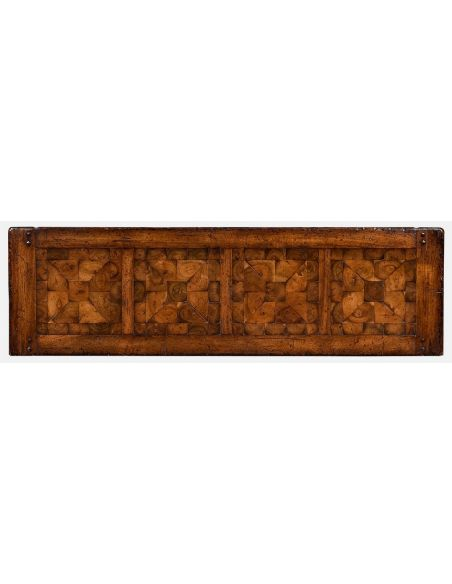 Console & Sofa Tables Oyster parquet console