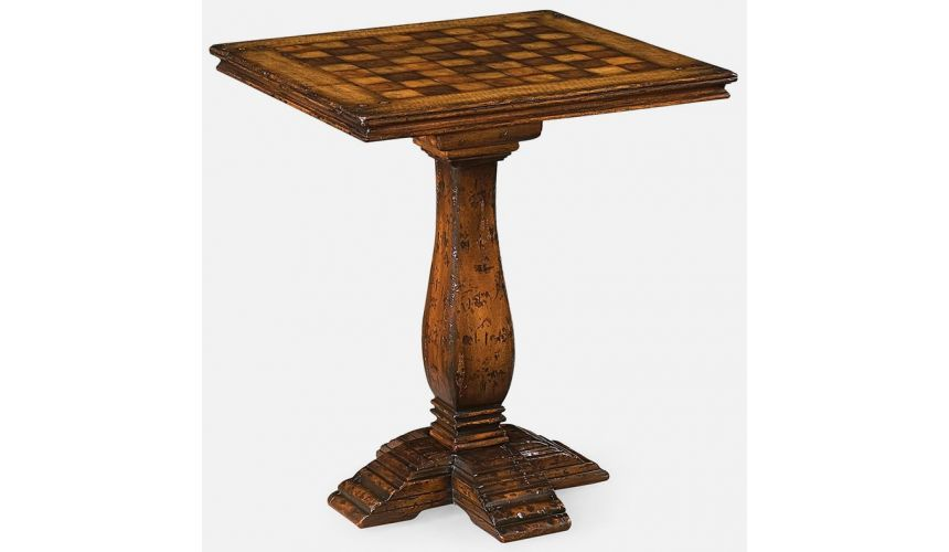Game Card Tables & Game Chairs Country style games table