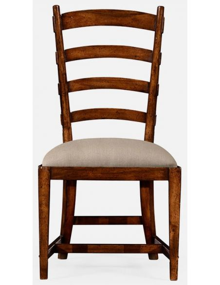 Dining Chairs French ladderback side chair