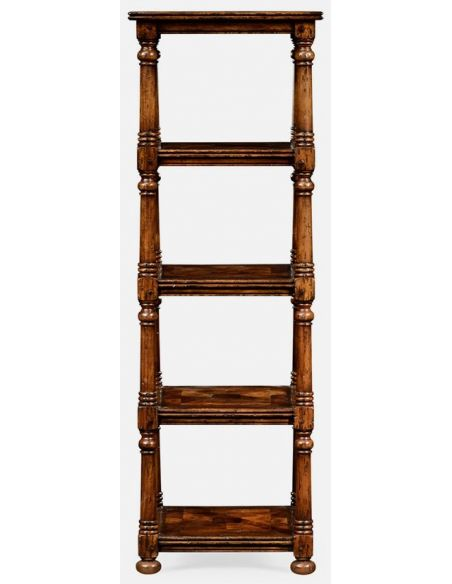 Bookcases Oyster five-tier etagere