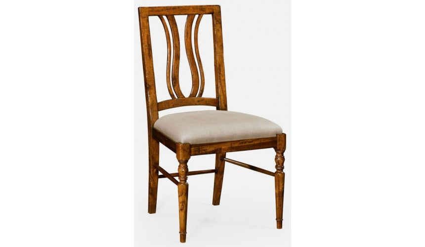 Dining Chairs Upholstered Side Chair Different 3