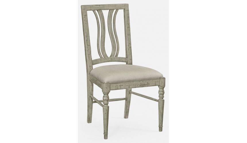 Dining Chairs Upholstered side chair