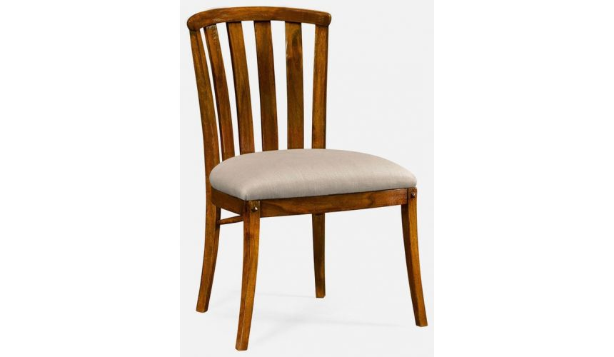 Dining Chairs Curved back chair